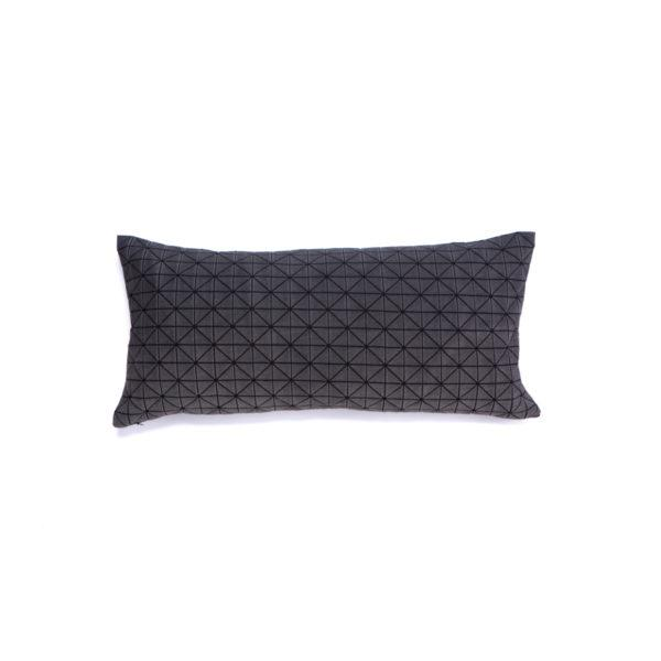 Geo 30x60cm Cushion - Black