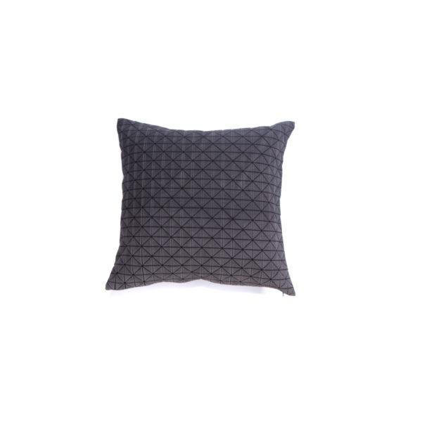 Geo 50x50cm Cushion - Black