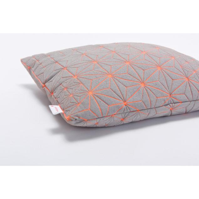 Tamara 50x50 Cushion - Orange