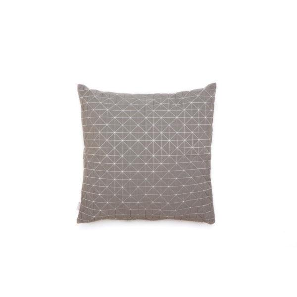 Geo 50x50cm Cushion - Grey