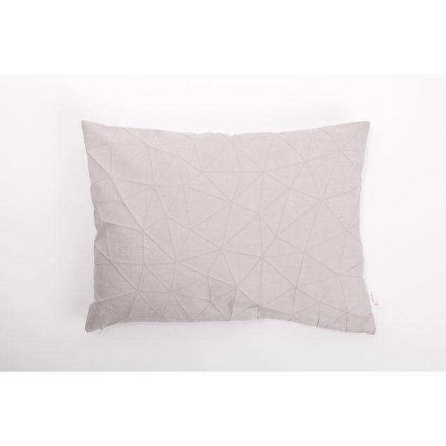 Irad 40x55 Cushion - White