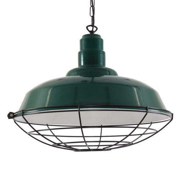 Cobal Cage Industrial Pendant Light