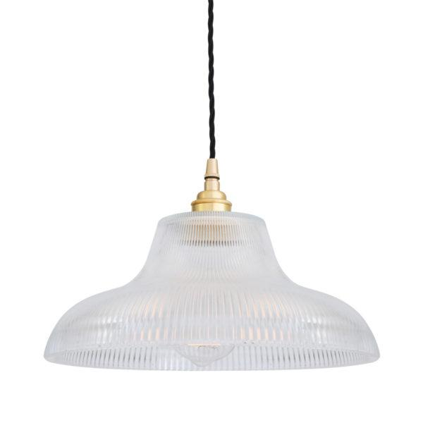 Mono Industrial Railway Pendant Light