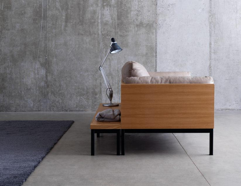 Lenga Platform Table - Long