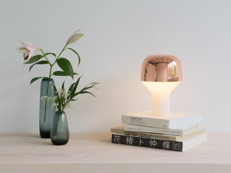 Cap Table Light - Copper Plated