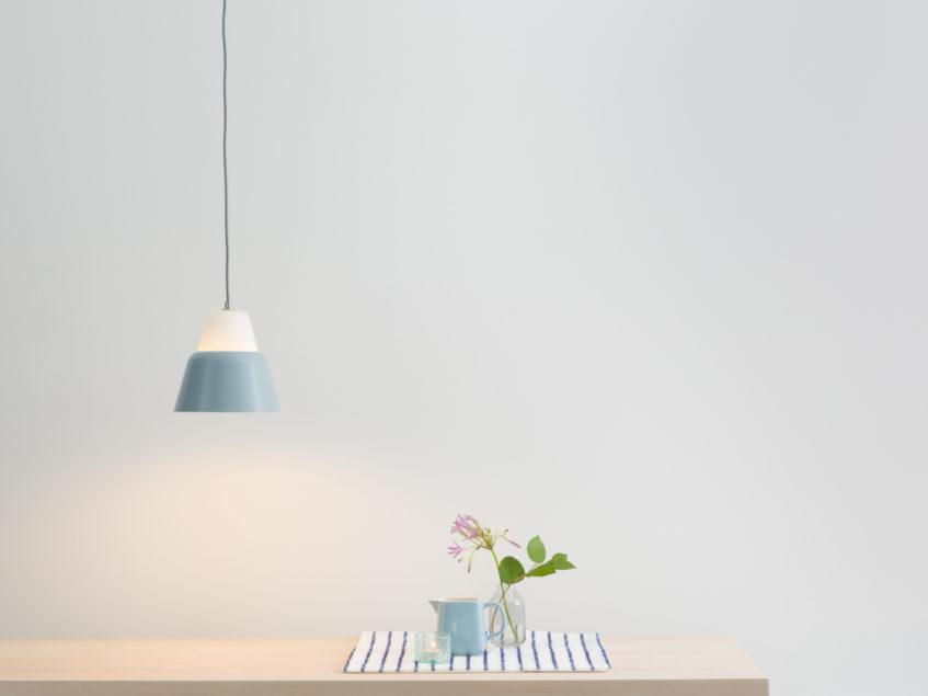 Modu S Pendant Lamp - Blue Grey