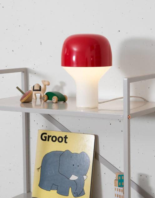 Cap Table Light - Red