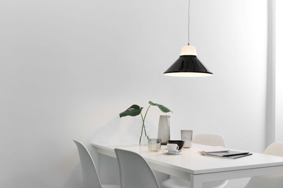 Icon Pendant Lamp - Black