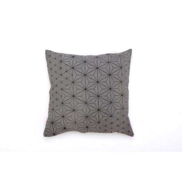Tamara 40x40 Cushion - Grey