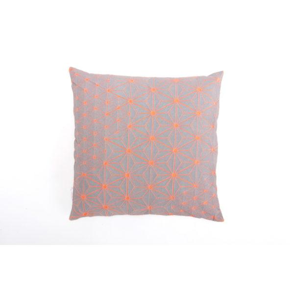 Tamara 40x40 Cushion - Orange