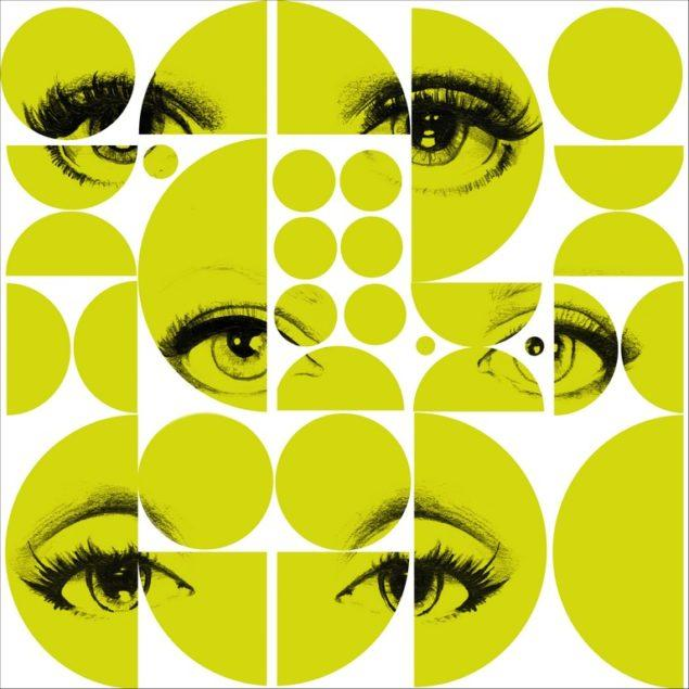 Eyes and Circles Lime