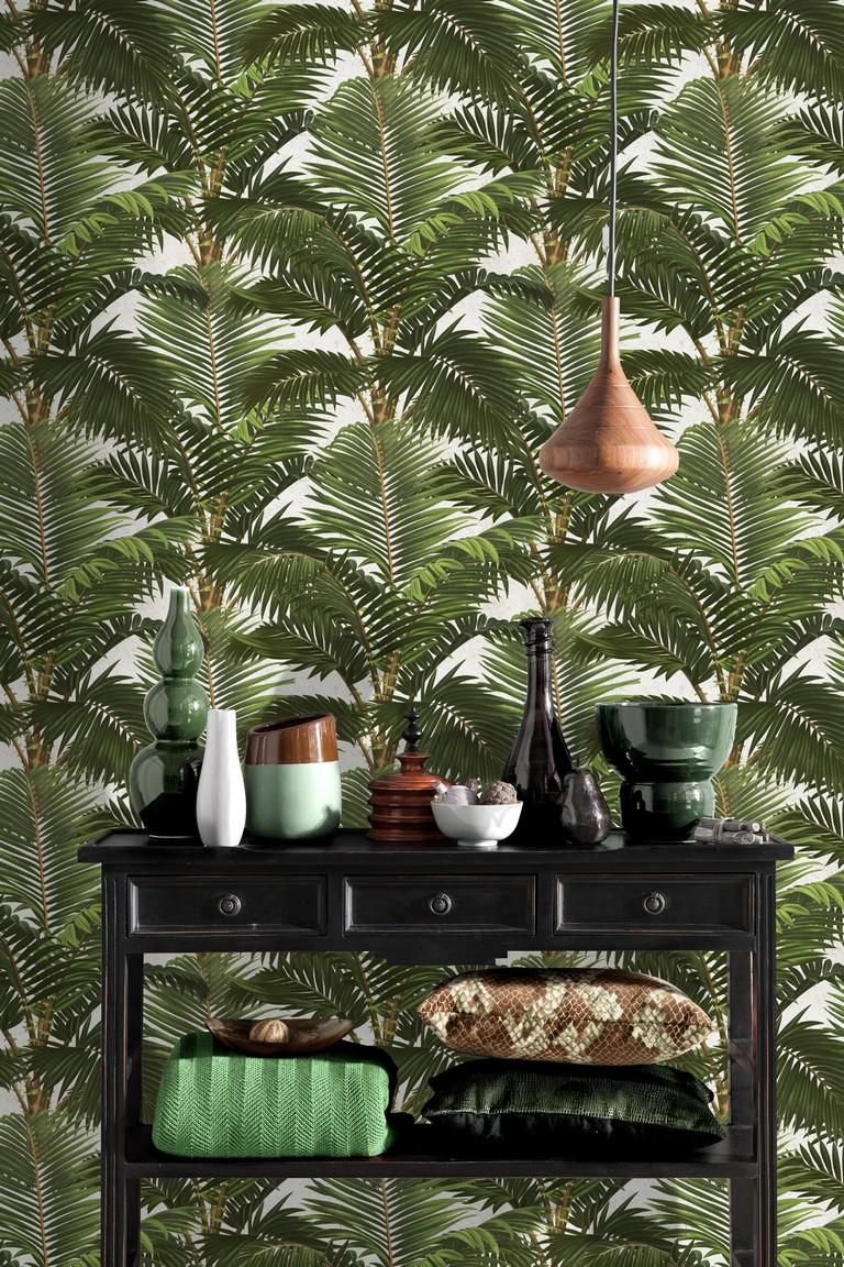 Jardin Tropical Wallpaper