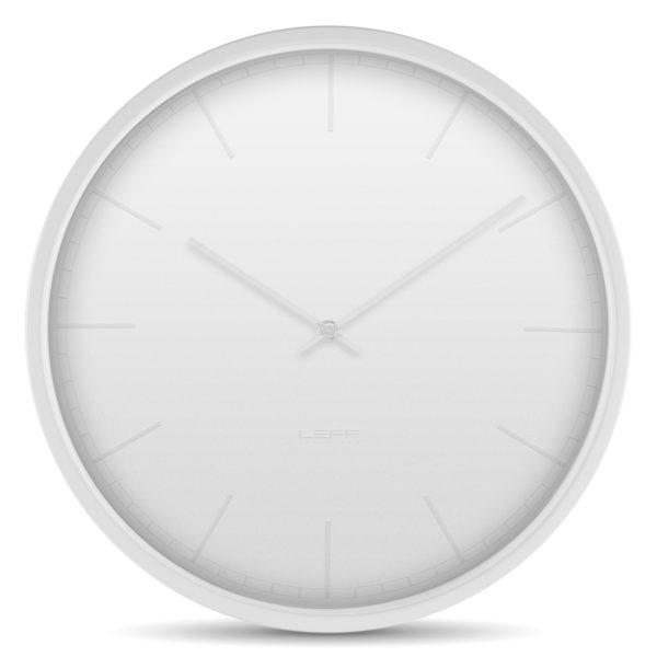 Tone Wall Clock - White