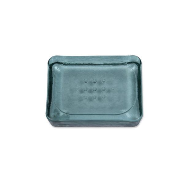 Wells Recycled Glass Soap Dish