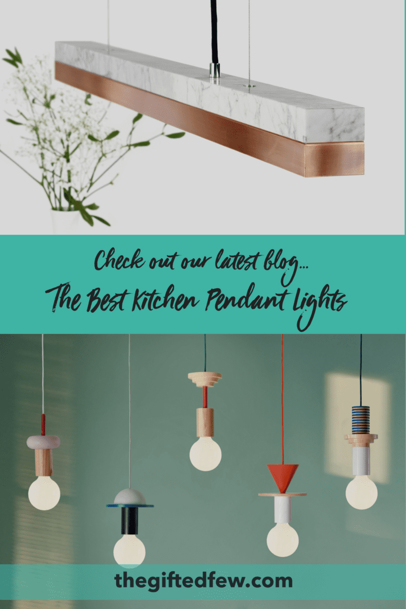 Spot Light on Kitchen & Dining Statement Lighting - The Gifted Few