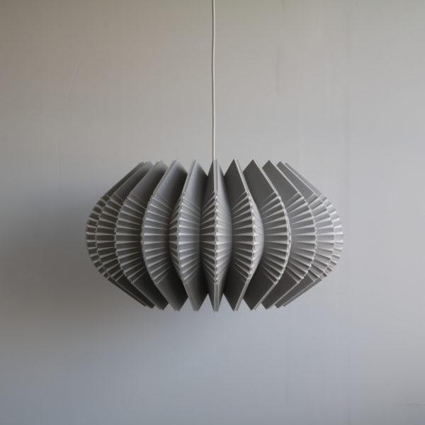 Spine Round Pendant Light