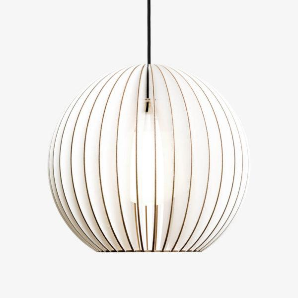 Aion Birch Ply Pendant Light