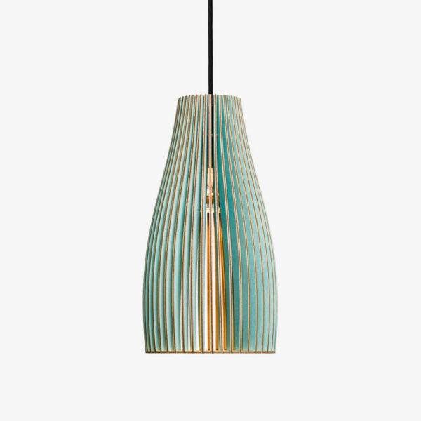 Ena Birch Ply Pendant Light