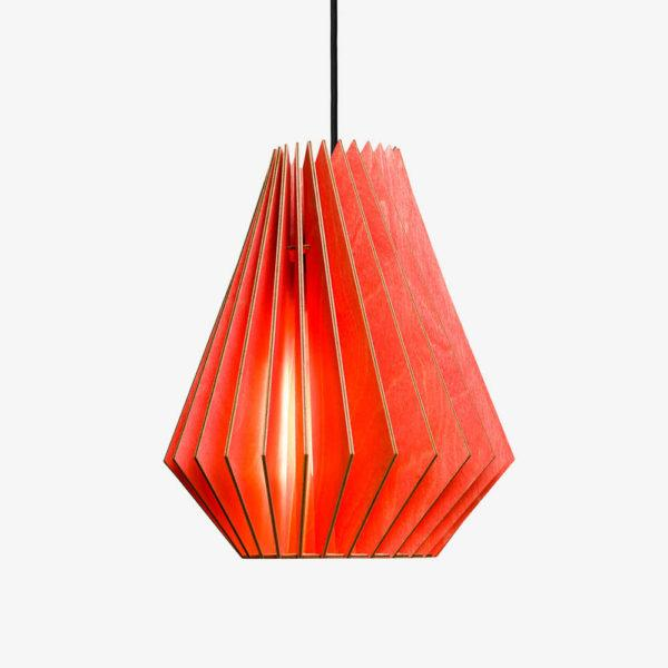 Hektor Birch Ply Pendant Light