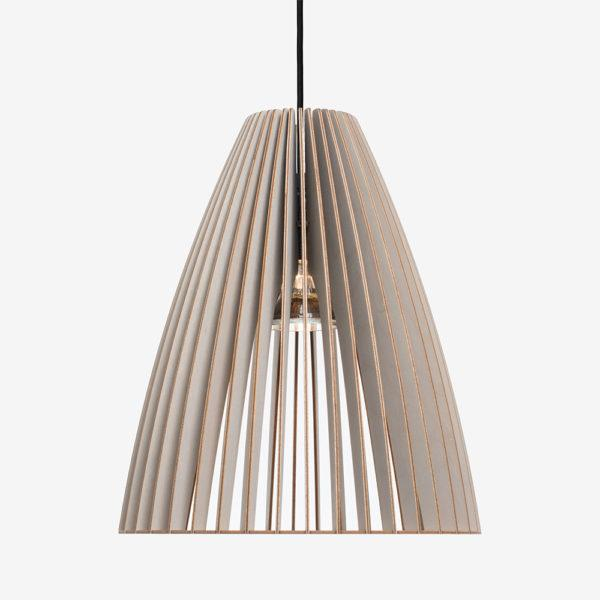 Teia Birch Ply Pendant Light
