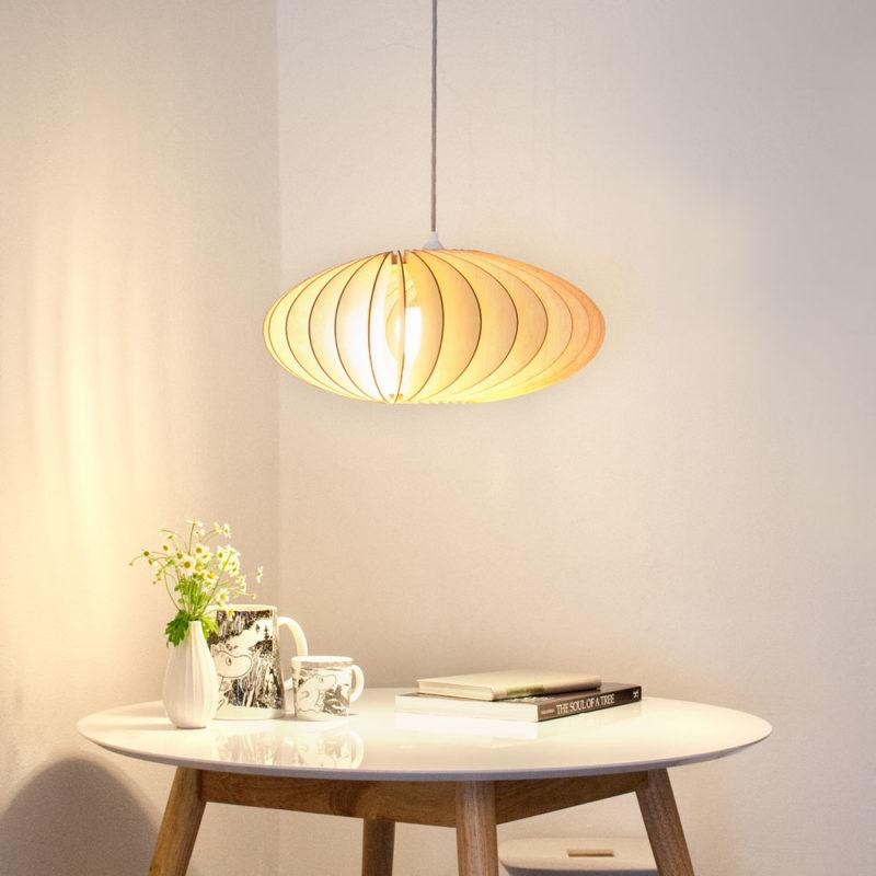 Nefi Cloud Pendant Light