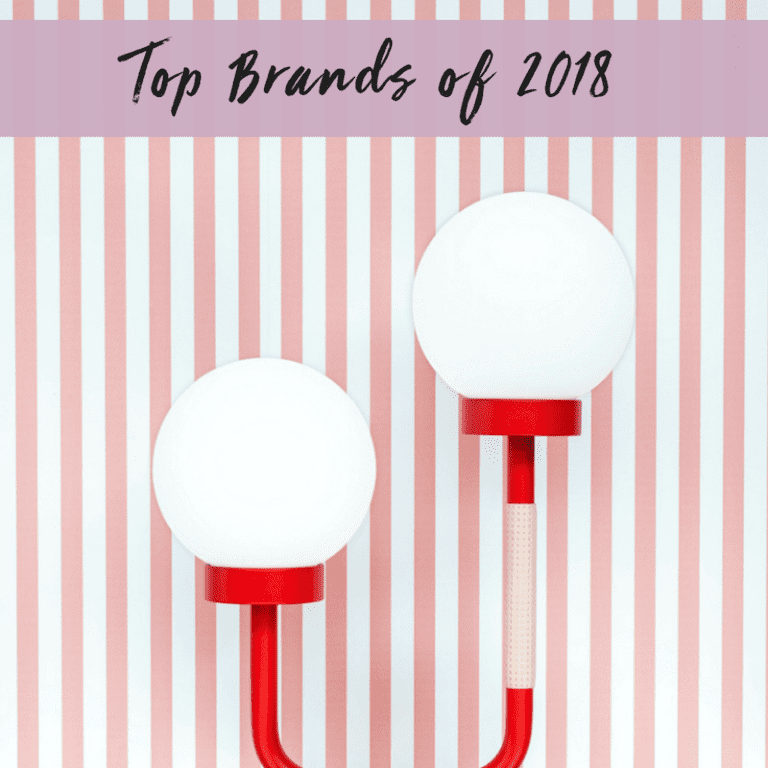 Top Brands of 2018