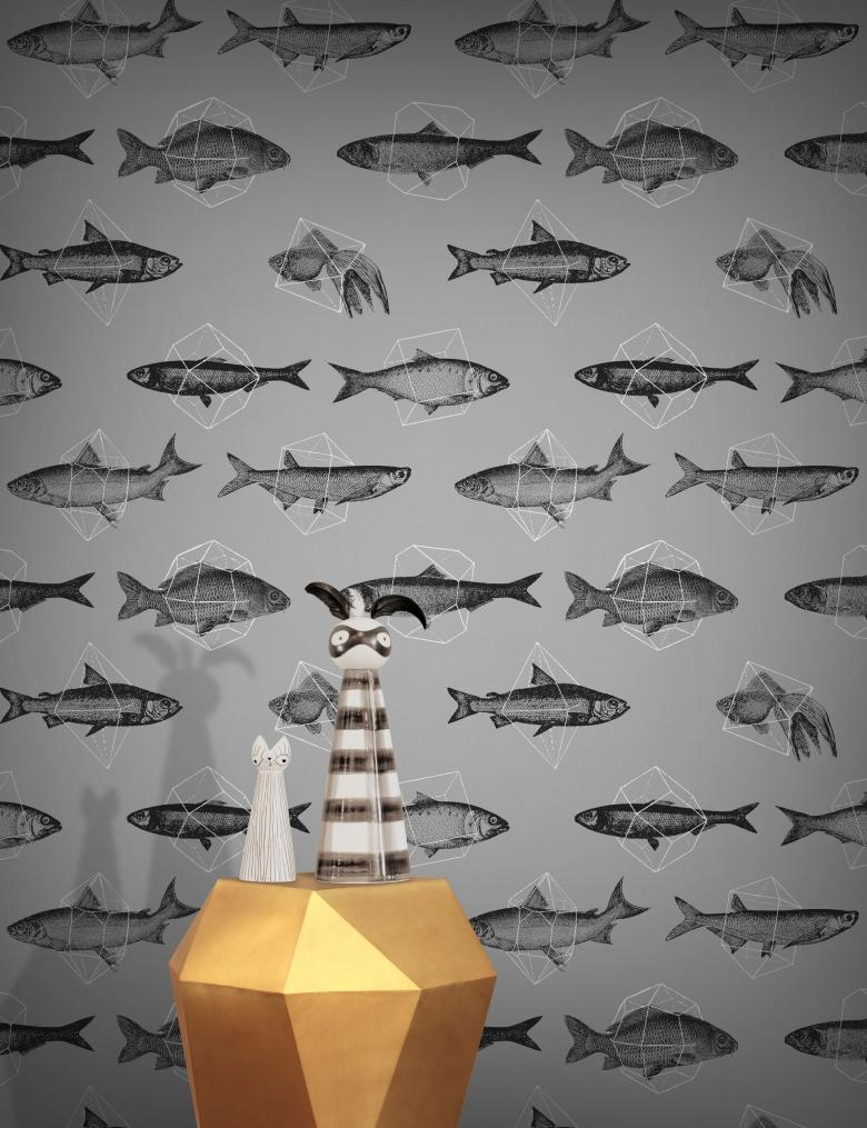 Fishes in Geometrics by