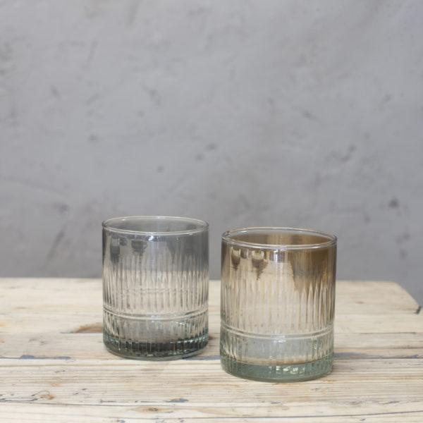 Abeeko Recycled Glass Tumblers