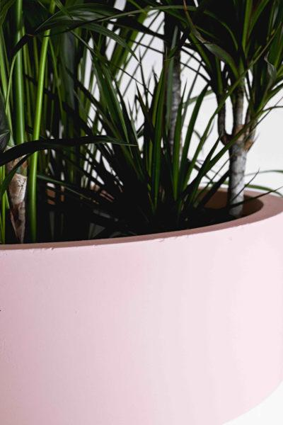 Lucky Dip Painted Planter by Pow Pots
