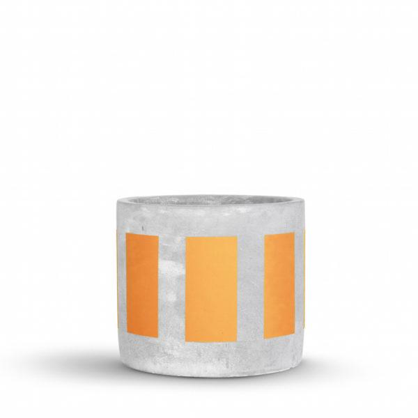 Concrete Tigger Planter by Pow Pots