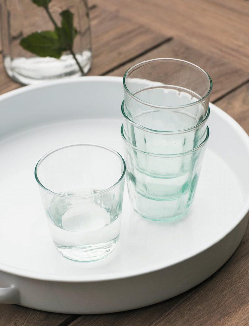 Broadwell Recycled Glass Tumblers