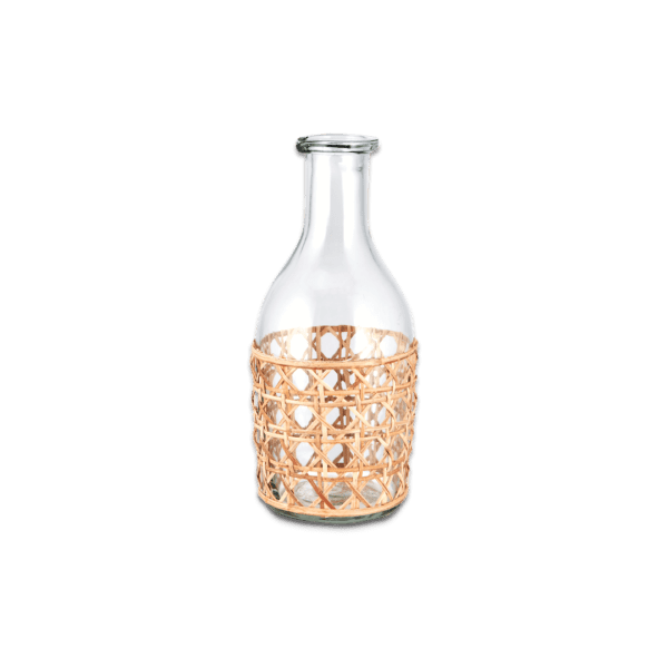 Uma Recycled Glass Carafe