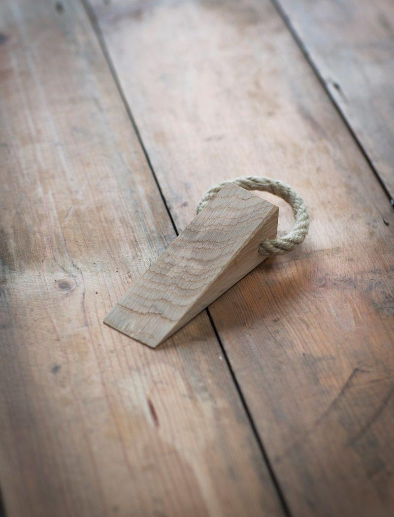 Raw Oak Hambledon Door Wedge