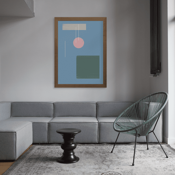 Colors Collection Art Prints - Water