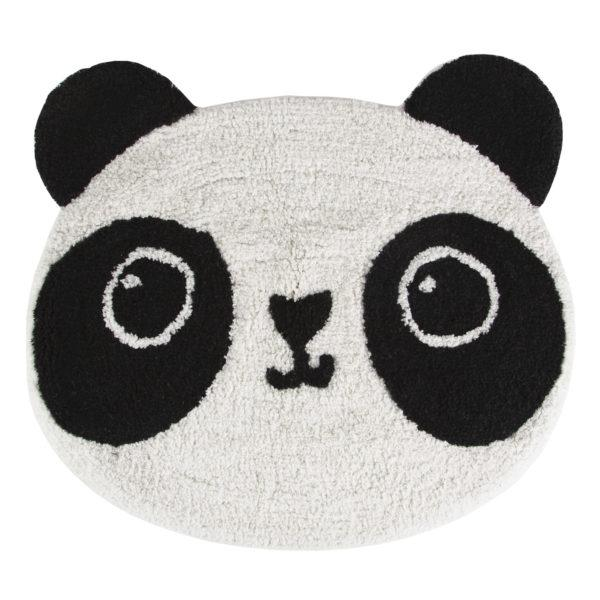 Kawaii Panda Children's Cotton Rug