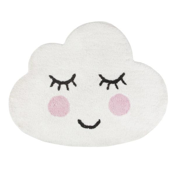 Sweet Dreams Cloud Children's Cotton Rug