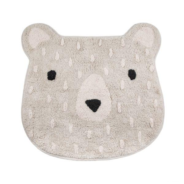 Bear Camp Children's Cotton Rug