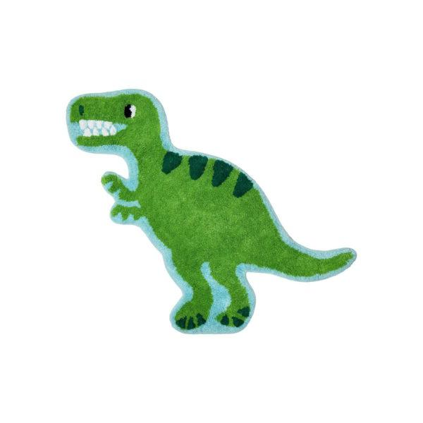 Roarsome T-Rex Dinosaur Children's Cotton Rug