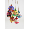 Mexican Wrestlers Christmas Decorations