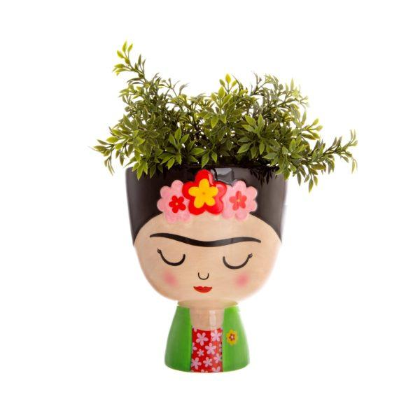 Frida Kahlo Planter
