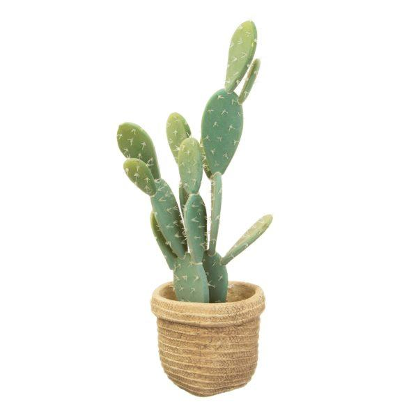 Sierra Cement Basket Planter