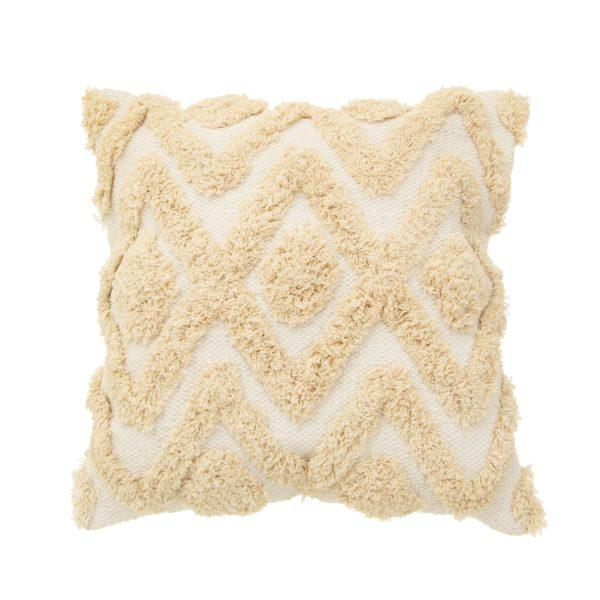 Blanca Tufted Diamond Cushion