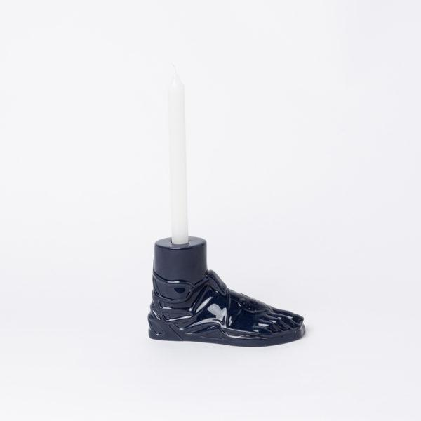 Hestia Krepis Foot Candle Holder
