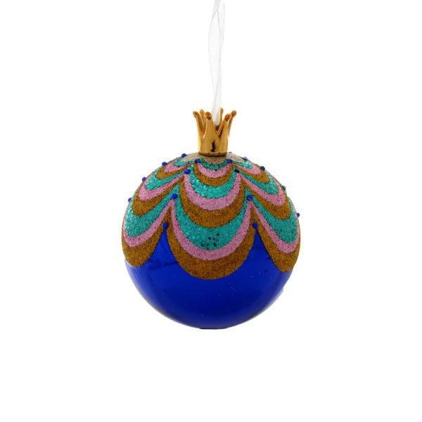 Happy Holidays Drag Queen Christmas Decoration - Red Hair