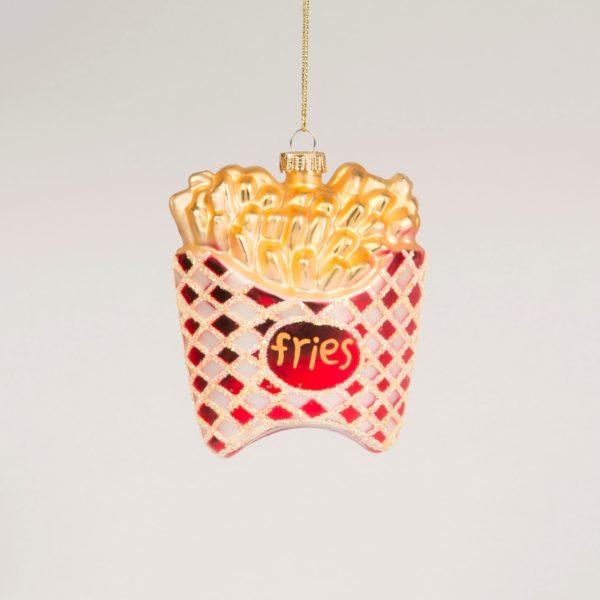 Big Fat Burger Christmas Tree Decoration