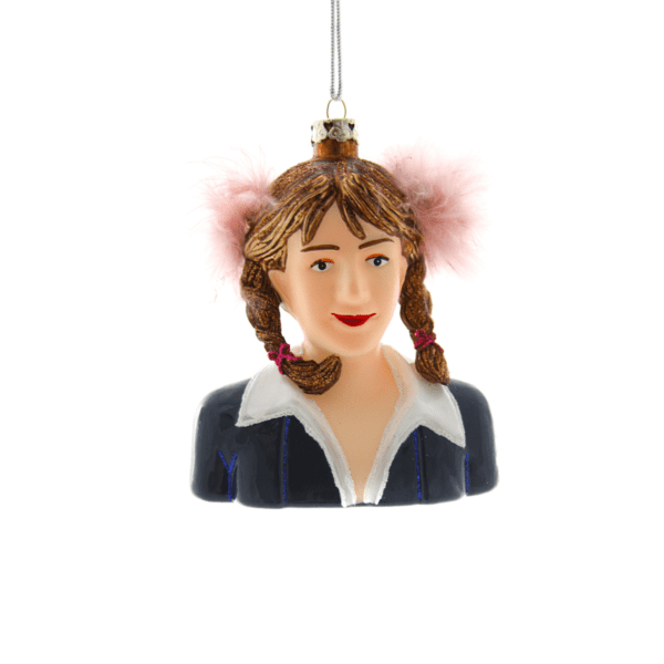Britney Spears Christmas Decoration