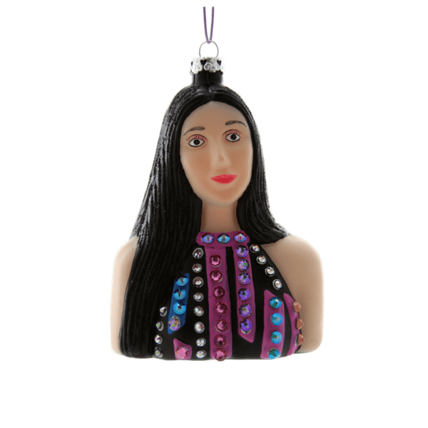 Cher Christmas Decoration