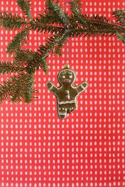 Ginger Bread Man Christmas Tree Decoration