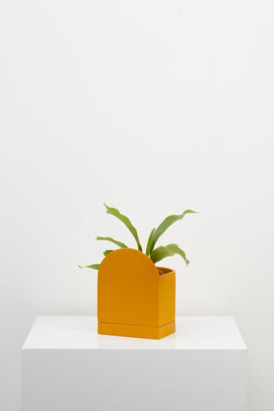 Sol Planter - Golden