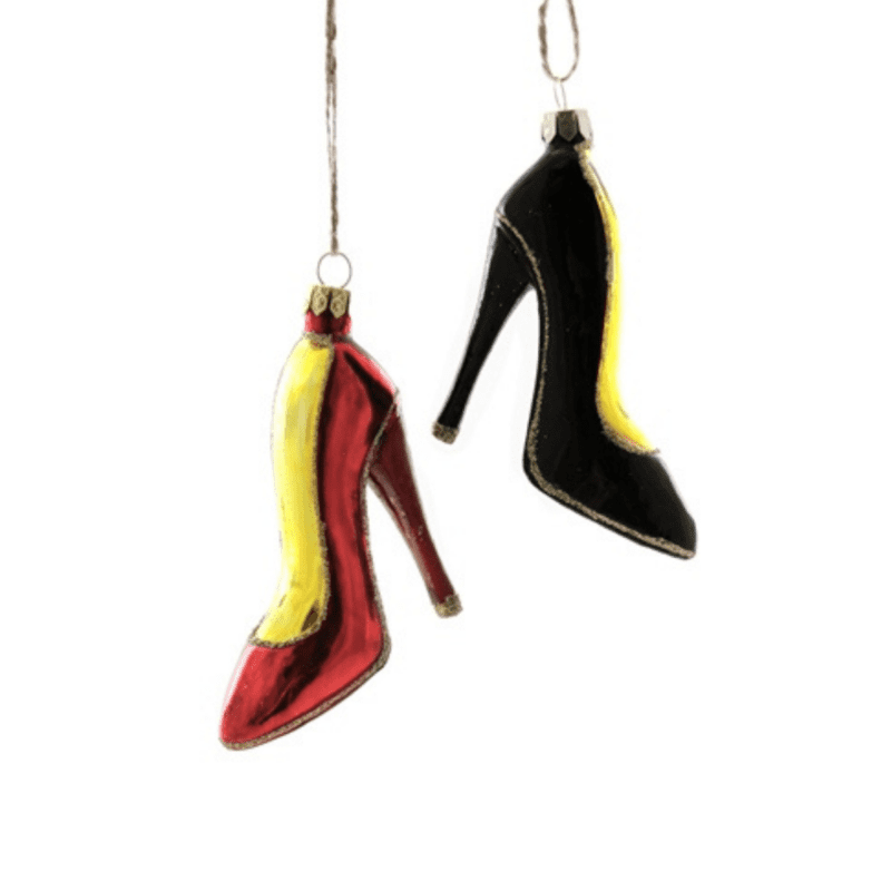 Stiletto Heel Christmas Decoration